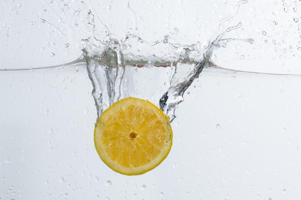 limpiador de cabello con limón
